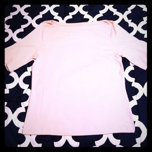 GAP Boatneck 3/4 Sleeve T-Shirt